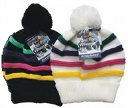 Ladies Pom Pom Hat 12bx