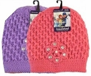 Ladies Hat 6bx 2pk