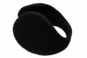 Black ear muff thick