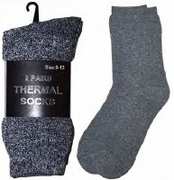 Thermal Socks 12/bx