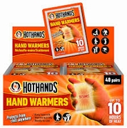 HeatMax Hand Warmer40/2 pks per box