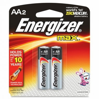 Energizer AA/2pk48 pieces / case