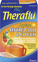Thera Flu Cold & Cough 6PK