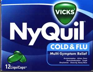 Nyquil Blister Box 12 / box