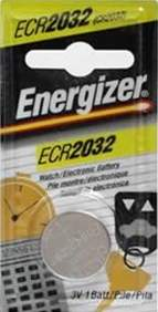 Energizer Battery ECR-2032