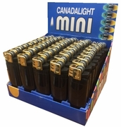 Mini Black Lighters
