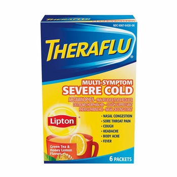 Thera Flu Multi Syptoms6 pk