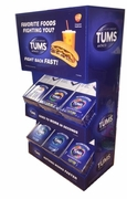 Tums Reg & Extra Stregnth72ct Display
