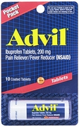 Advil Sleeve 10/ct