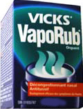 Vicks VapoRub Jar