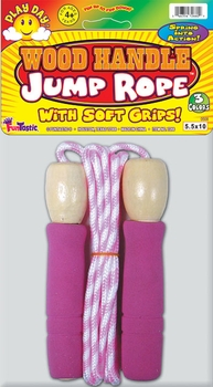 Jump Rope Soft Grip 6/box