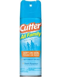 Cutter Insect Repellent6oz Spray 12bx