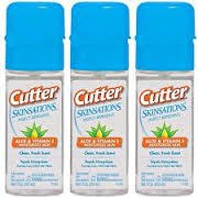 Cutter Skinsations 1ozInsect Repellent 12 box