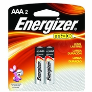 AAA-2 Pack Energizer Batteries