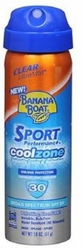 Banana Boat Spray 30spf Sunblock 1.8oz 12/bx