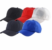 Solid Color Thin Caps 6bx