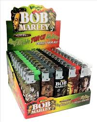 Bob Marley torch Lighter picture may vary