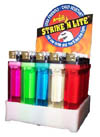 Strike-n-Lite Regular Clear Lighter