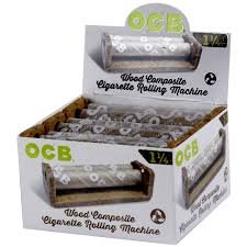 OCB 1.25 Wood Composite Rolling Machine 6 Box