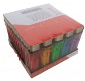 Leiga Clear Lighters1000 pieces