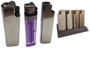 Chrome Sleeve with Lighter 20 tray