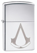 Zippo Assasin's Creed Chrome