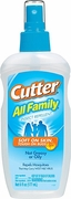 Cutter Insect Repellent 6oz Pump 12/bx