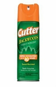 Cutter Insect Repellent6oz Backwood 12bx