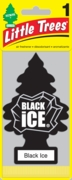 Little Tree Air Freshener24/box Blk Ice