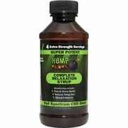 Hemp Bomb Syrup 6 Box