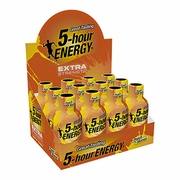5 Hr Energy Extra /Strength Peach Mango 12bx