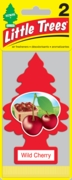 Little Tree Air Freshener 2pk 12/box cherry