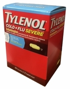 Tylenol Cold 50/2pk 4 Box Deal