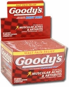 Goody's Body & Pain 6PK 12BX