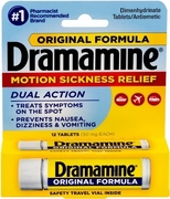 Dramamine 12/ct Original6 box