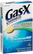 Gas X Extra Strength 18 ct6 pk