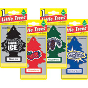 Little Tree Air freshener 24/box Classic Asort