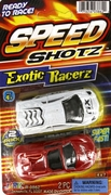Speed Shotz Car Toy 6 Box