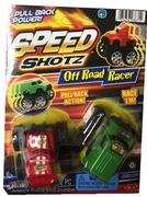 Road Racer Car Pull Back 6 box