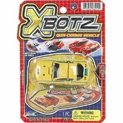 X Botz Quick Change Vehicle6 box