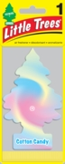 Little Tree Air Freshener 24/box Cotton Candy