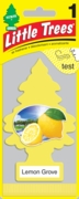 Little Tree Air Freshener 24/box Lemon Grove