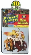 Zoo Animal Toys 6 Box