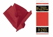 Gift Wrap Tissue Paper 10ct12bx