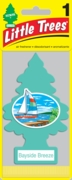 Little Tree Air Freshener24/box Bayside Breeze