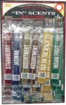 Incense Assorted Scents 24/crd