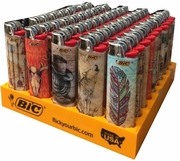 Bic Western Lighters