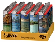 Bic Landscape Lighter