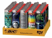 Bic Prismatic Lighter