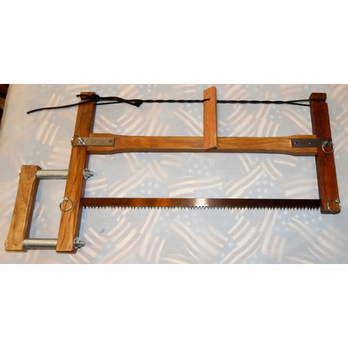 Hand-made Take-down Frame Saw